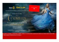 Cendrillon Flyer A4